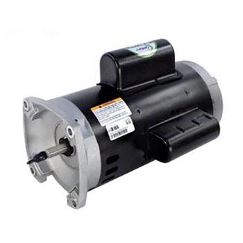 Pentair 353319s challenger 5hp motor 208 230v single phase for Pentair challenger pump motor