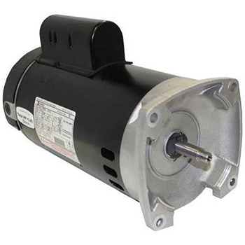 Pentair whisperflo e plus by century 1hp motor b2841 for Pentair pool pump motor