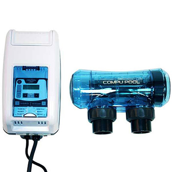 Compupool Cpsc24 26 000 Gallon Electronic Chlorine