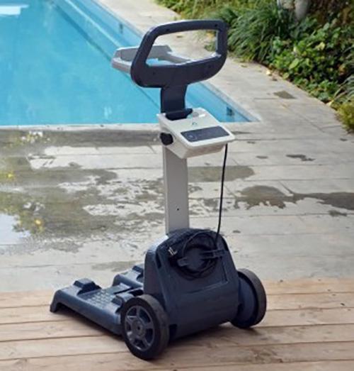 Dolphin 99996221 Usw S300 Robotic Pool Cleaner Tc Pool