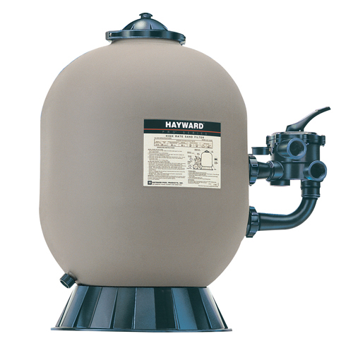 Hayward pro series pro series plus and s200 series side mount sand filters tc pool equipment co - Hayward pool equipment ...