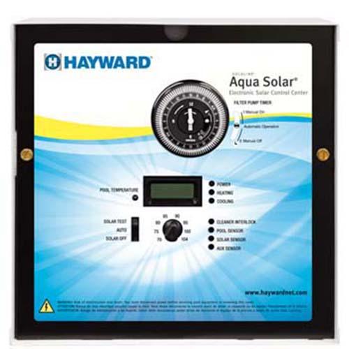 Hayward Aqua Solar Control System Products Model Aq Sol Lv Tc