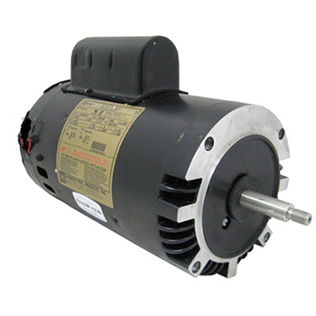 Hayward spx1610z2m super ii pump motor 1 5hp 2 speed tc for Hayward 1 1 2 hp pool pump motor