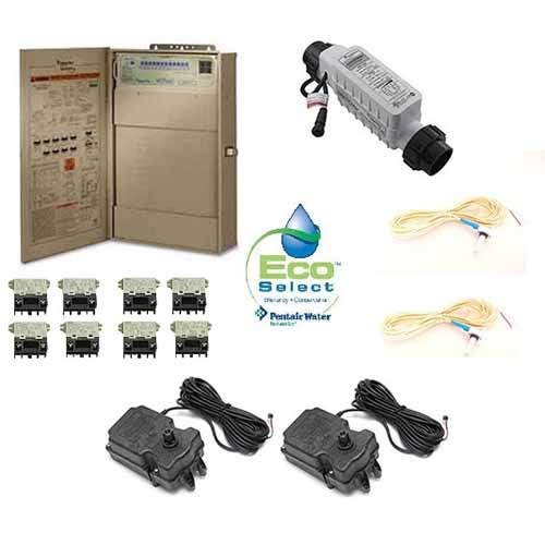 Pentair 520545 Easytouch 8sc Ic40 Control System Pool And