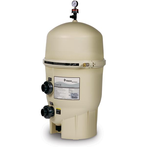 Pentair Quad De Filters Tc Pool Equipment Co