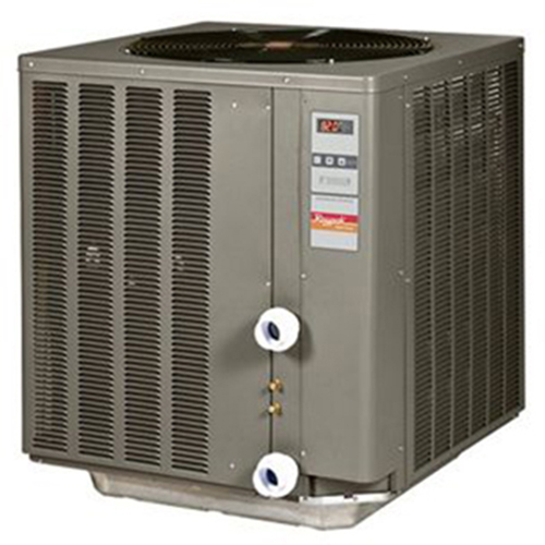 Raypak 013597 Digital 50k Btu Heat Pump R2350ti E 013598