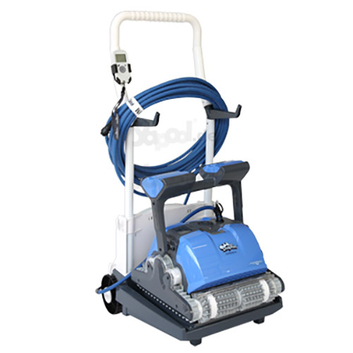 Dolphin 99991089 us supreme m500 robotic pool cleaner tc - Robot dolphin m400 ...