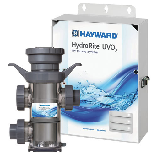 Hayward hyd uvo hydrorite uv residential ozone system tc - Hayward pool equipment ...