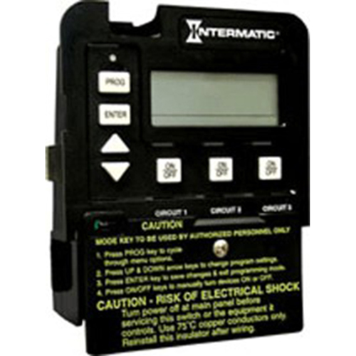 Intermatic 2 Speed Digital Mechanism Products Model