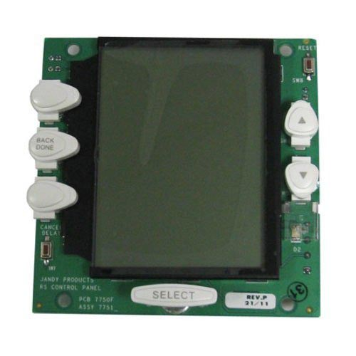 Jandy Onetouch Indoor Control Panel Pcb Lcd R0550700 Tc