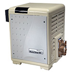 Pentair MasterTemp 400 ASME HD Pool Heater | 461021