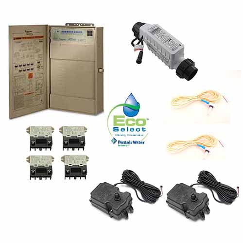 Pentair 520542 Easytouch 4sc Ic20 Pool And Spa Control