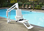 S.R. Smith aXs2 Rotational Pool Lift with Anchor | 310-0000