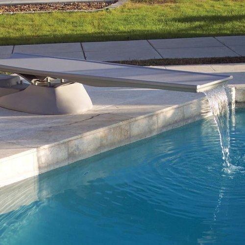 Inter Fab T7 N52 C T7 Diving System Gray Tc Pool