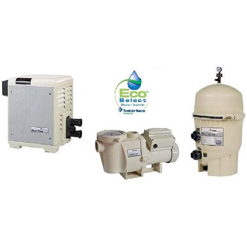 Pentair Eco Select Pool Equipment System   011028-DE60-400N